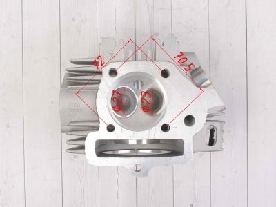 Головка цилиндра в сборе с распредвалом двиг LF120, YX140 см3 фото 3