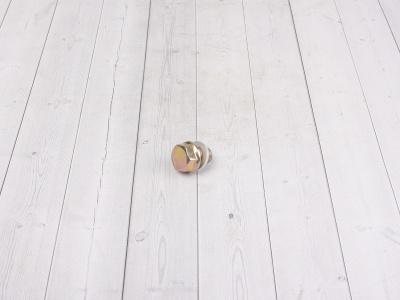 Болт сливной с магнитом фото 3