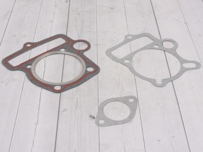 Прокладки ЦПГ (компл. 2шт.) двиг. YX140 см3 фото 1
