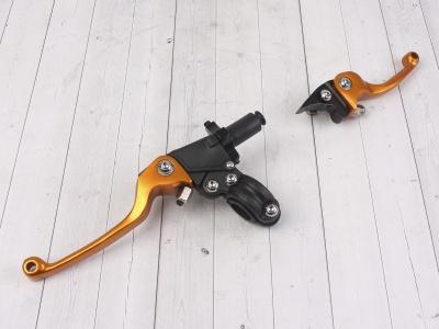 Комплект рычагов ASV оранжевые фото 1