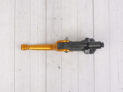 Комплект рычагов ASV оранжевые фото 5