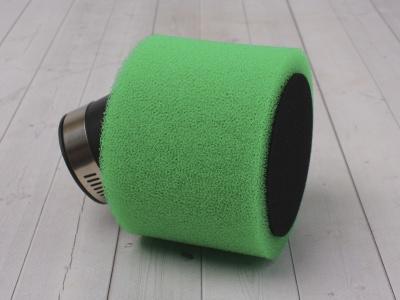 Фильтр воздушный 38мм угловой зеленый фото 1