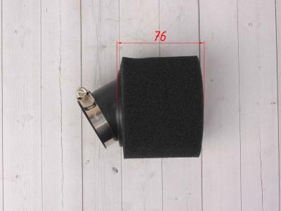 Фильтр воздушный 42 угловой черный фото 3