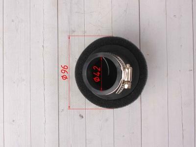 Фильтр воздушный 42 угловой черный фото 5