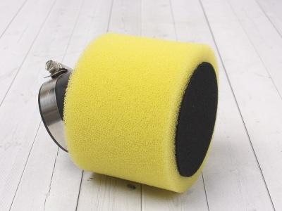 Фильтр воздушный 45 угловой желтый фото 1