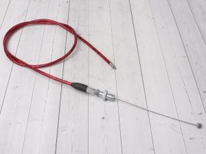 Трос газа красный 900мм+135мм