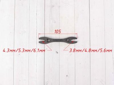 Ключ для спиц PRO (все размеры в одном)  фото 3