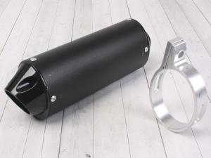 Глушитель черный 38мм