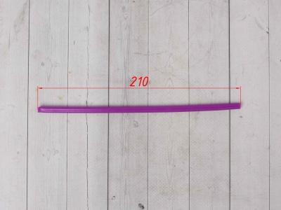 Трубки для спиц 35шт фиолетовые фото 3