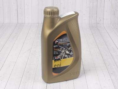 Масло 4Т ENI (AGIP) iRide MotoGP 20W50 синтетика 1L фото 1