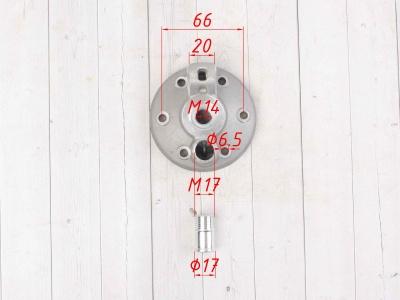 Головка блока цилиндра (ГБЦ) Koshine 105 2T фото 3