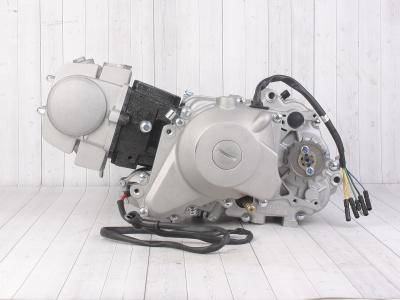 Двигатель YX 125см3 в сборе, электростартер, п/автомат 153FMI (W120) фото 3