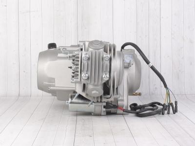 Двигатель YX 125см3 в сборе, электростартер, п/автомат 153FMI (W120) фото 5