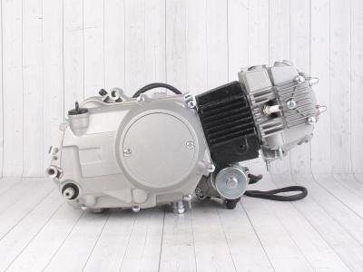 Двигатель YX 125см3 в сборе, электростартер, п/автомат 153FMI (W120) фото 7