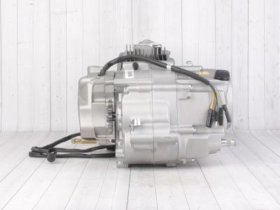 Двигатель YX 125см3 в сборе, электростартер, п/автомат 153FMI (W120) фото 9