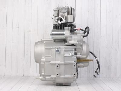 Двигатель YX 125см3 в сборе, электростартер, п/автомат 153FMI (W120) фото 13