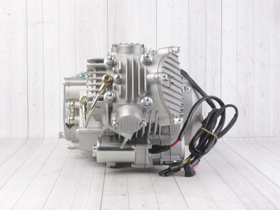 Двигатель в сборе YX 1P60FMJ (WD150) 150см3, электростартер фото 5
