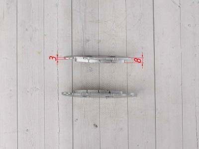 Колодки тормозные J1/J2/Z5/Z6 передние фото 5