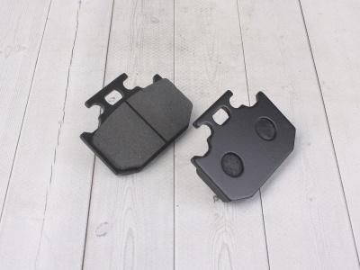 Колодки тормозные задние J1/J2/Z5/Z6 фото 1