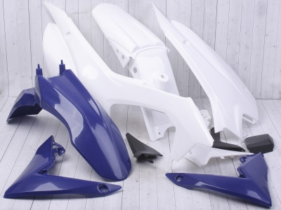 Комплект пластика PH10 синий фото 1
