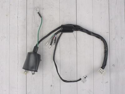 Провод главный двигатель YX (фишка под кнопку стоп-двигатель) фото 5