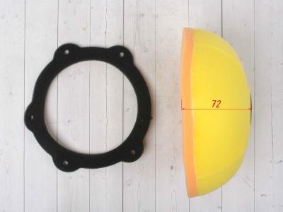 Фильтрующий элемент KAYO T2,T4,T6 фото 5